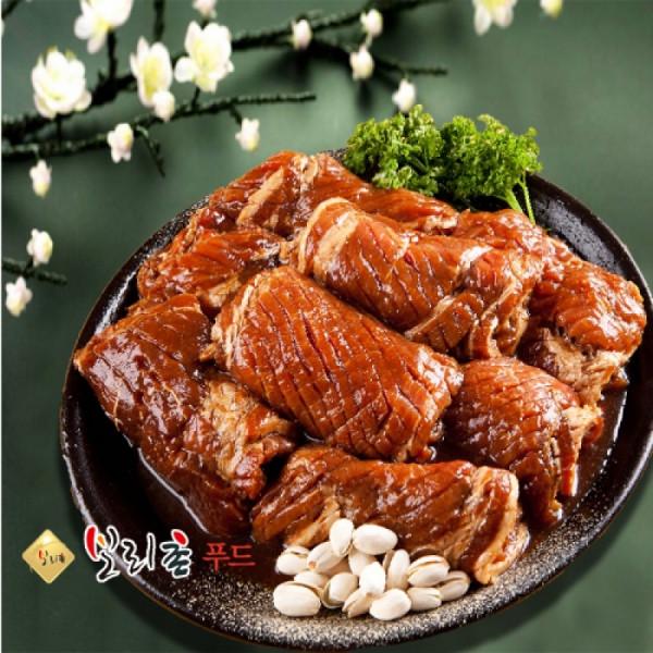 [ 돼지갈비 / 양념돼지갈비 ] [ 포장돼지갈비 /돼지왕갈비 ] 양념돼지왕구이4kg(10대)