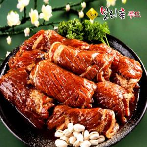 국내산 돼지갈비 양념왕구이 2.5kg선물세트